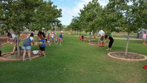 Fun at Tanami Park in Broome North