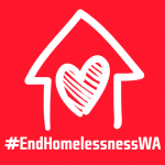 #endhomelessnesswa launches on 13 April in CBD