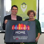 Everybody's Home campaign meeting with Patrick Gorman