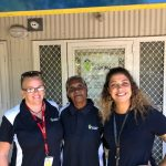 New Broome team making positive changes